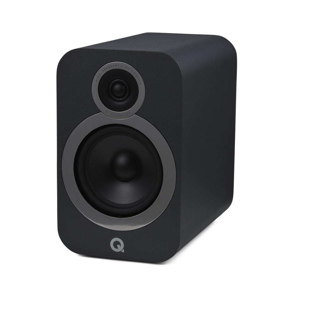 Q Acoustics 3030i graphite grey