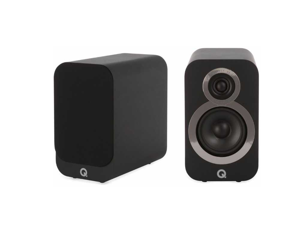 Q Acoustics 3010i (carbon black)